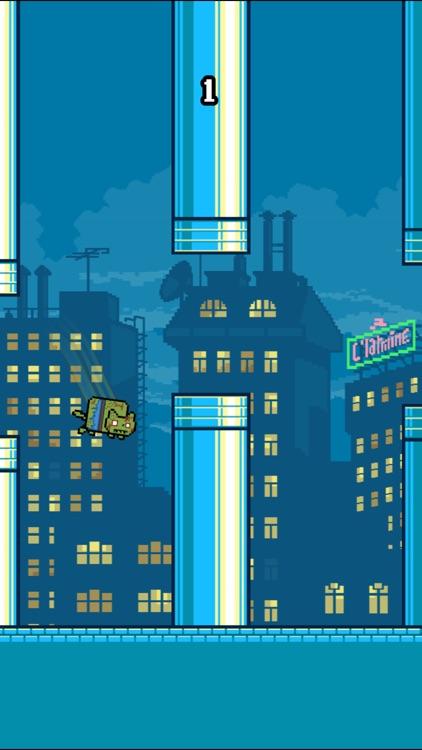 Flappy Nyan screenshot-3
