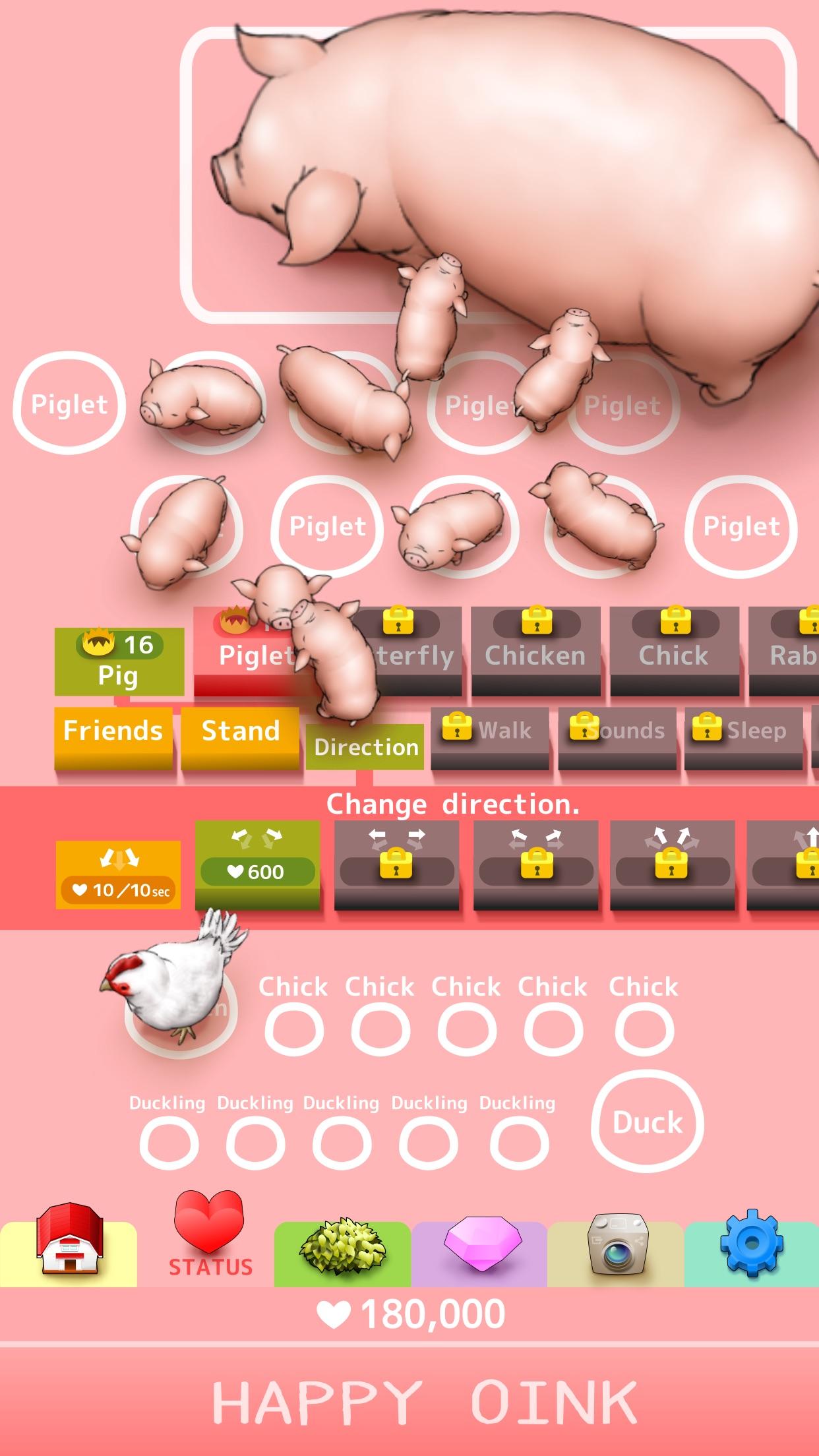 Happy Oink Screenshot
