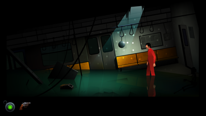 Screenshot from The Silent Age