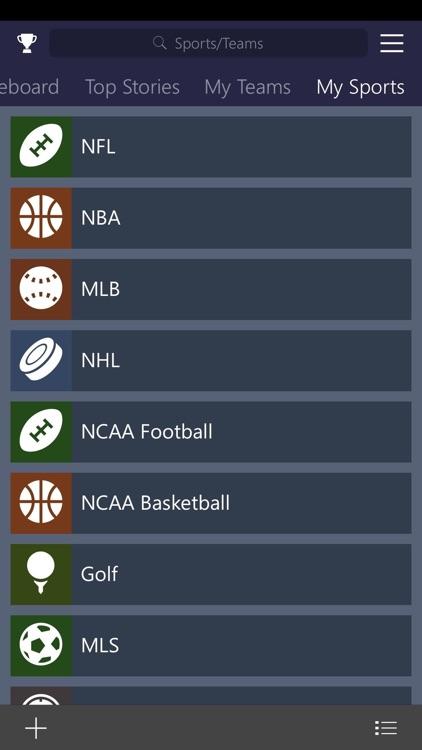MSN Sports screenshot-3