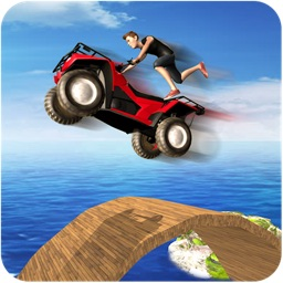 ATV Quad Bike Stunt Racing Sim