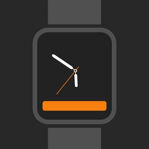 WatchNotes - Display notes on watch face iOS App