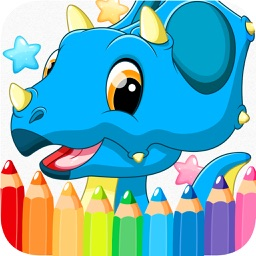 Dinosaur Coloring Book 3 - Dino Color for kid