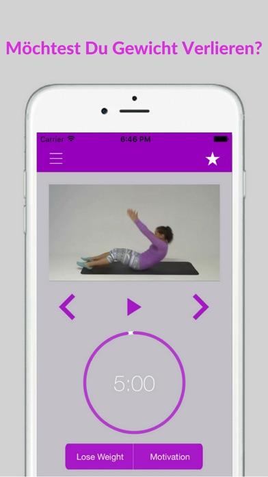 Pilates Einsteiger Übungen Training AusbildungScreenshot von 2