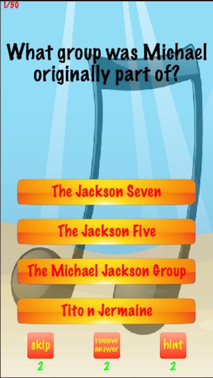 So You Think You Know Me?  Michael Jackson Edition Trivia Quiz