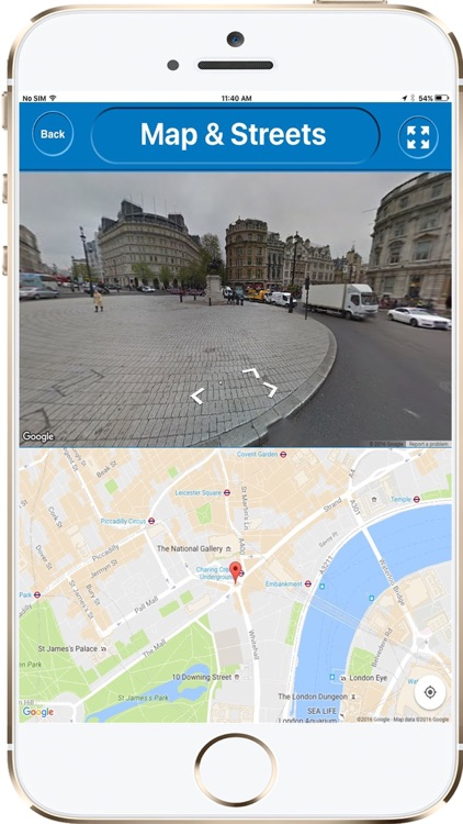 Streets Now Live HD Camera & Map screenshot-3