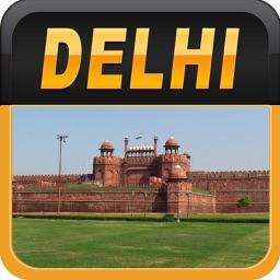 Delhi Offline Map Travel Guide