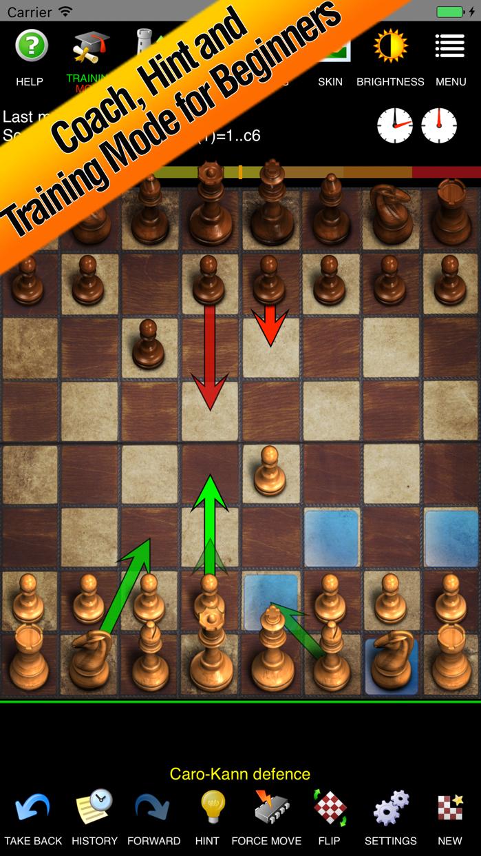 Chess Pro with Coach Screenshot