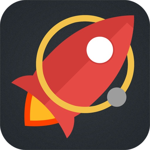 Rocket Flight Control-Fun New games for kids and Teens iOS App