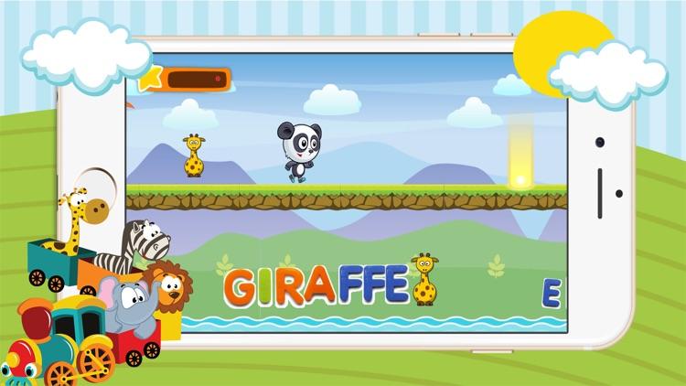 Panda ABC Alphabet Learning Games screenshot-3
