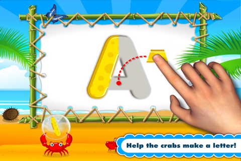 Kids ABC Games: Toddler Girls & Boys Learning Free screenshot 2