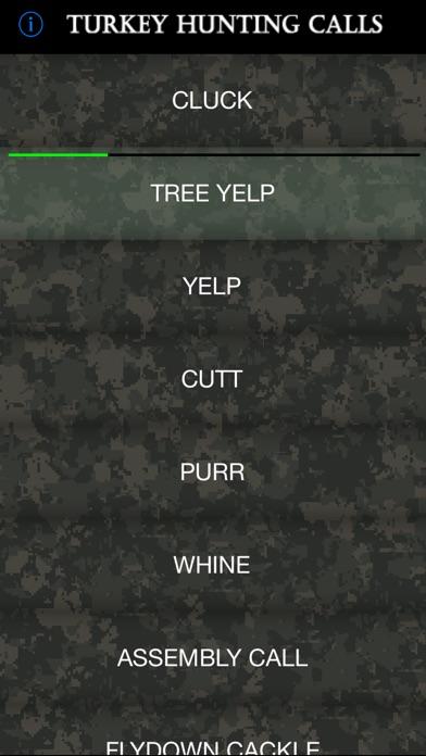 Turkey Hunting Calls review screenshots