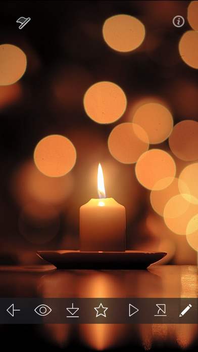 download Candle Flame Wallpapers - Burning Candles Pictures apps 2