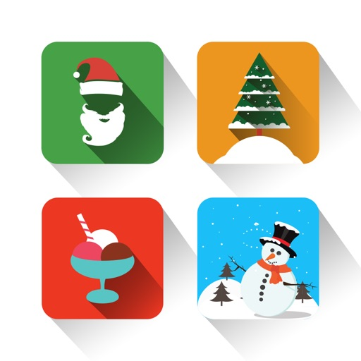 Christmas Screen Builder - Make Custom Wallpapers icon