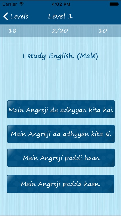 Learn Punjabi Quickly Pro screenshot-3