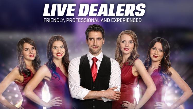 Coral Live Casino - Roulette, Baccarat & Blackjack