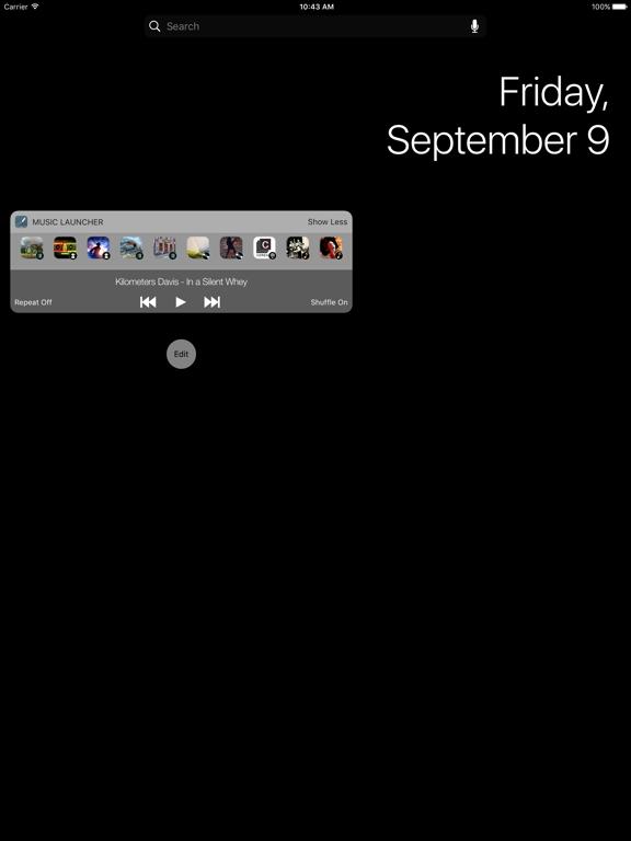 Music Launcher – ミュージックランチャーのおすすめ画像2