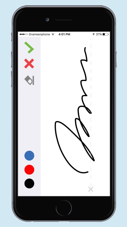 CloudeNotes – Scan, Sign and Send Parental Consent