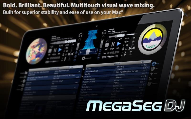 MegaSeg DJ Screenshots