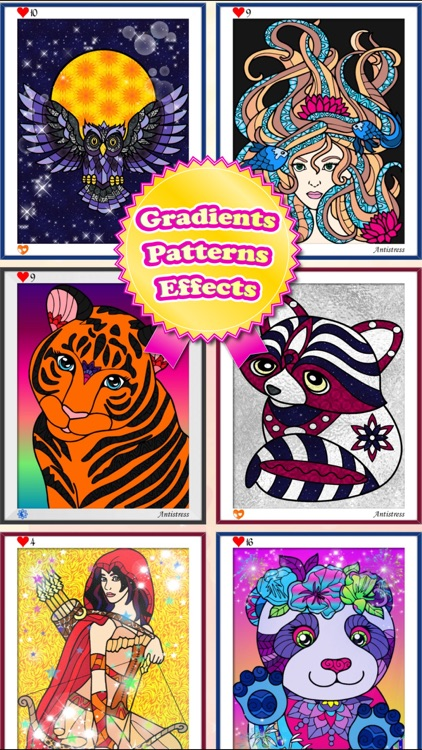 Magic Pony Coloring Book for Adults My Little Art screenshot-3