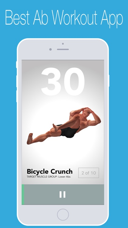 Ab Challenge - Daily 7 Minute Workout screenshot-0