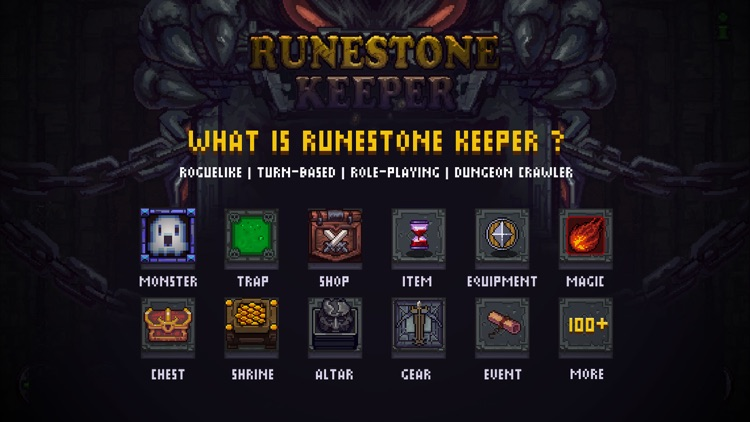 Runestone Keeper screenshot-0