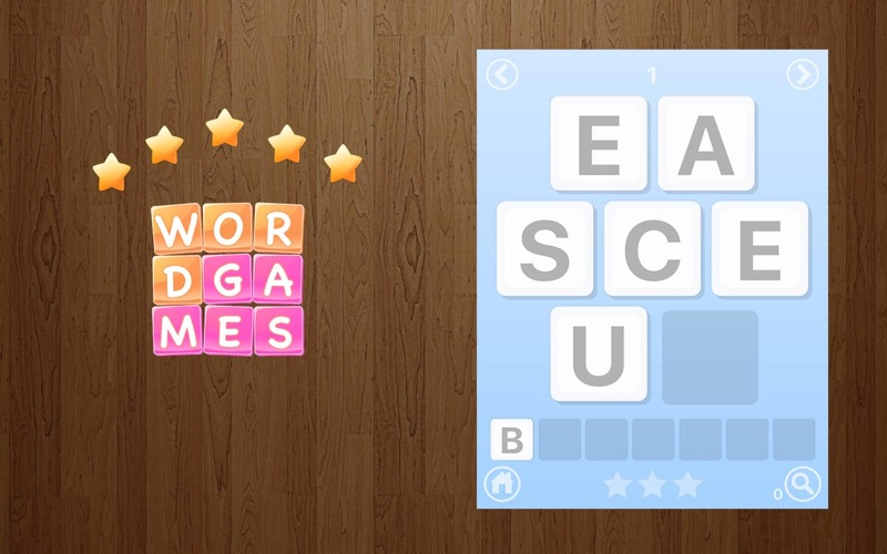 word games - order letters and create words | app price drops