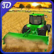 收获模拟器3D - 农用拖拉机机模拟游戏