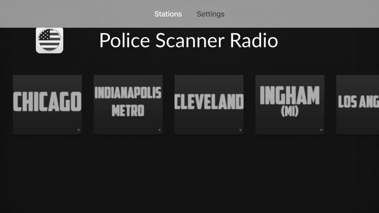 Radio Police Scanner