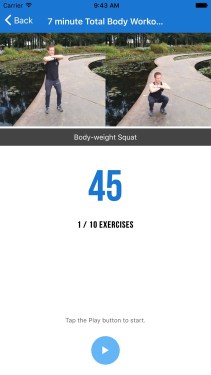 Bodybuilding Exercises and Workouts screenshot-4