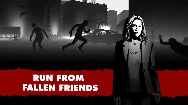 Fear the Walking Dead: Dead Run–Tactical Runner screenshot-3