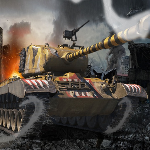 Active Force Of Tanks - Battle Race Tank Simulator 3D Game