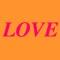 Handwritten LOVE Messages