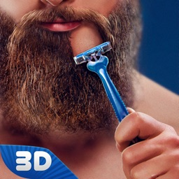 Barbershop Beard Shaving Salon