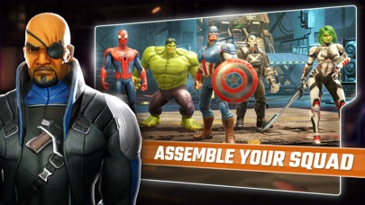 MARVEL Strike Force: Squad RPG screenshot 1