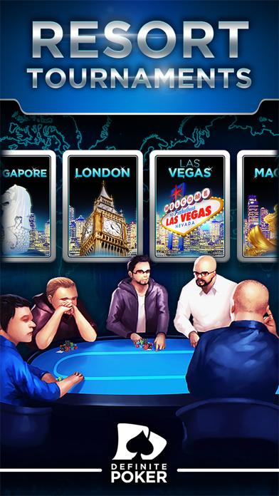 Definite Poker™ - Texas Holdem screenshot two