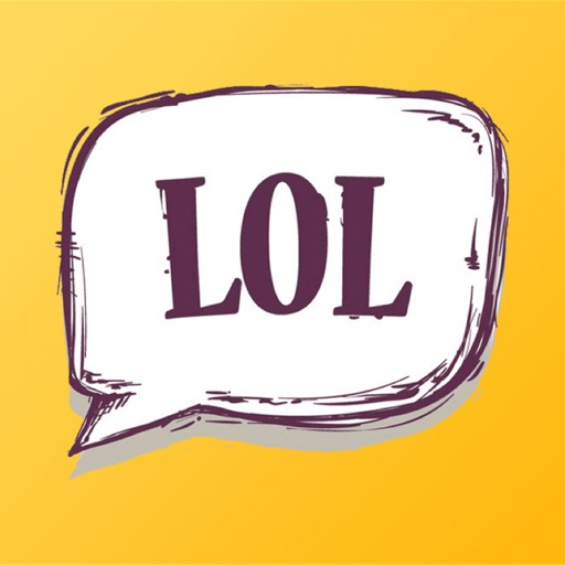 Comic and Caption Word Stickers for iMessage