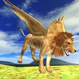 Flying Lion Simulator