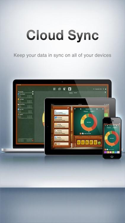 Checkbook HD - Personal Finance screenshot-3