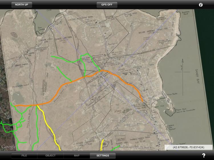 KML Map HD screenshot-4