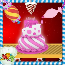 Cake Factory – Make dessert in this cooking game