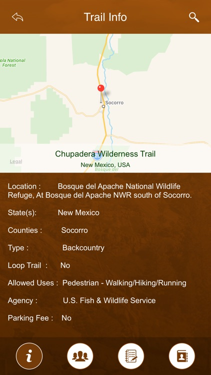 New Mexico Trails screenshot-3