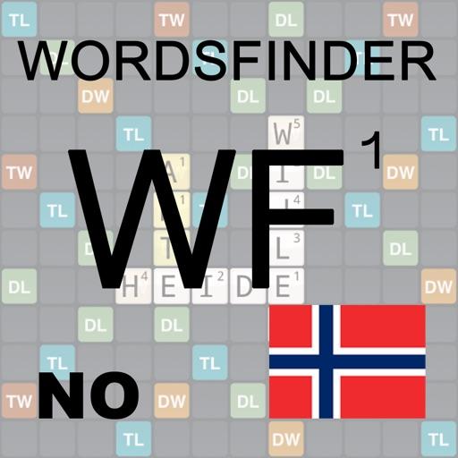 Wordfeud Norsk Words Finder Bokmål/Nynorsk/NSF