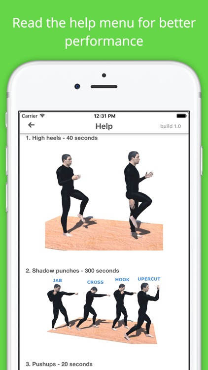Boxing Challenge Workout Free - Build muscles screenshot-4