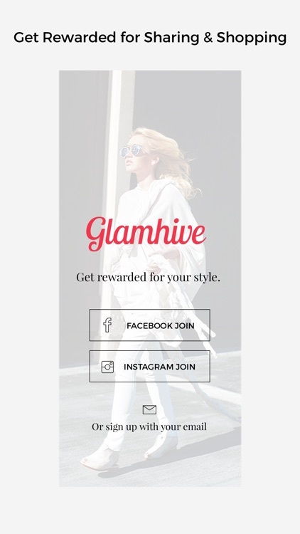 Glamhive – Where style, shopping & rewards meet.