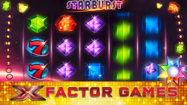 x factor casino free spins