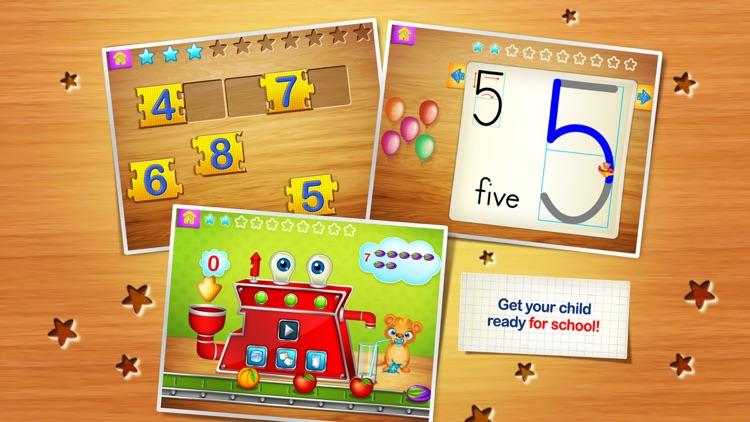 Numbers Pre-school Math Games 123 Kids Fun Numbers screenshot-3