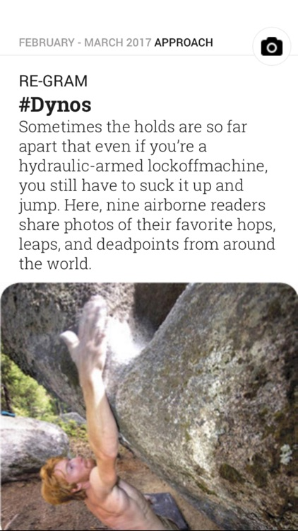 Climbing Magazine screenshot-3