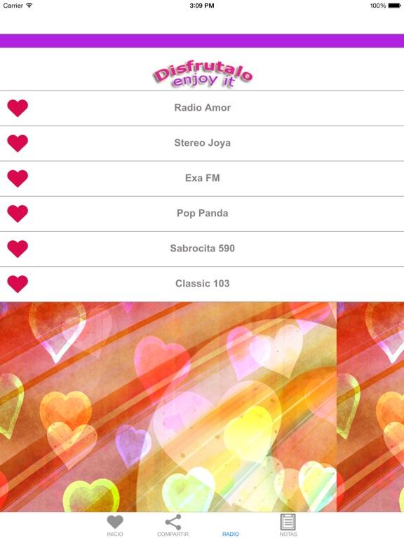 Frases de Amor & Aniversario-ipad-3