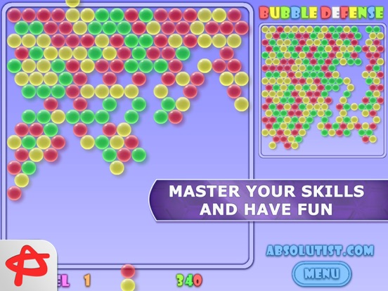 Bubblez: Bubble Defense Full screenshot 4